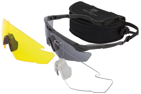 Revision Sawfly R3 DLX Kit Yellow, Clear & Smoke