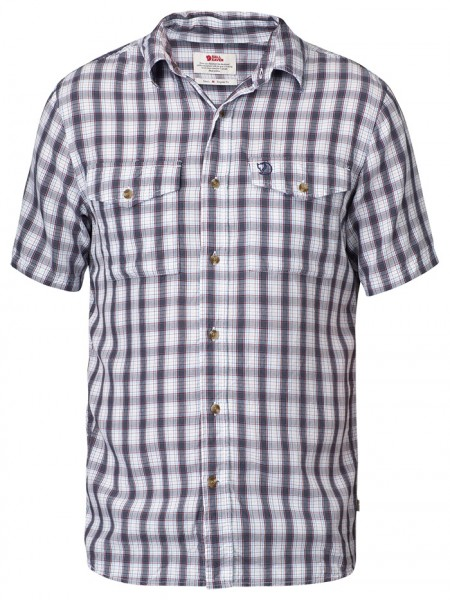 Fjällräven Abisko Cool Shirt Kurzarm Bluebird