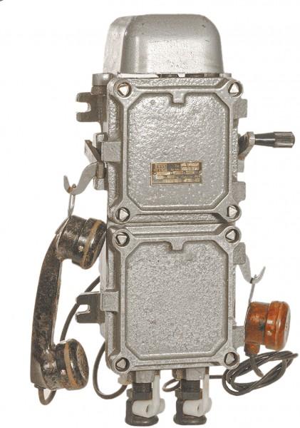 NVA Bunkertelefon Komplett Neu