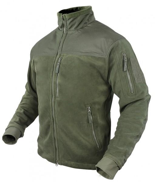 S.T. Condor Alpha Micro Fleece Jacke