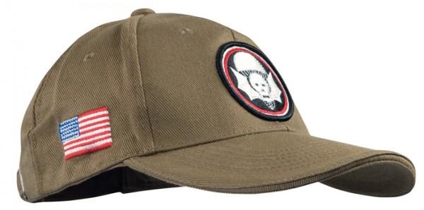 Baseball Cap Schwarz Coyote 502nd P.I.R.