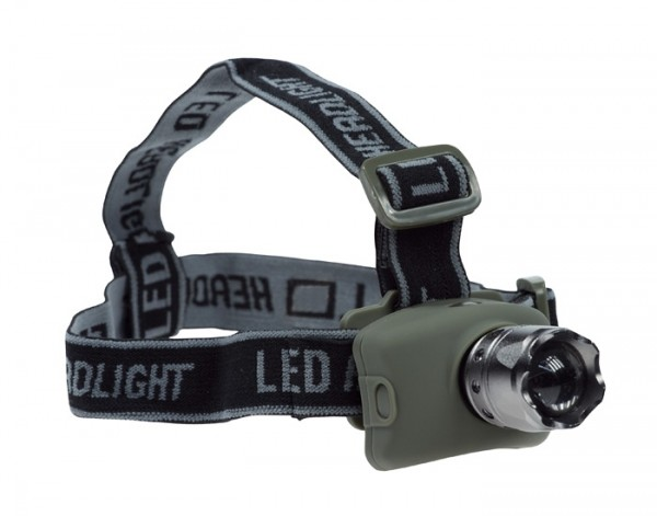 Kopflampe LED CREE 3 Watt - 15171000