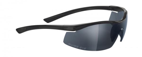 SwissEye Tactical Brille F18 Schwarz