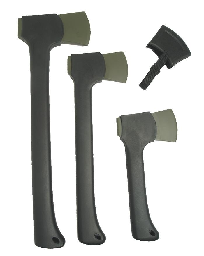 MT-Plus Axt mit Nylongriff 228 mm