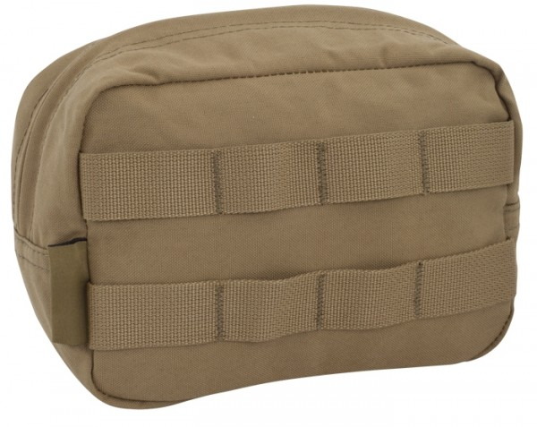 Warrior Horizontal Utility Pouch Coyote