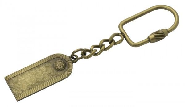 Schlüsselanhänger Dienstgrad Unteroffizier