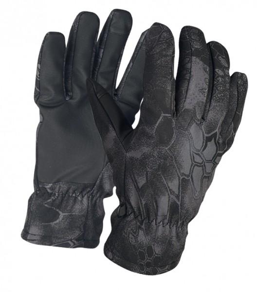 Mil-Tec Softshell Handschuhe Thinsulate Mandra Night