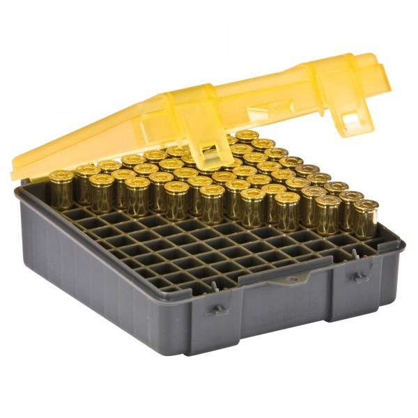 Plano Patronenbox 100 Kurzwaffe .357 Mag