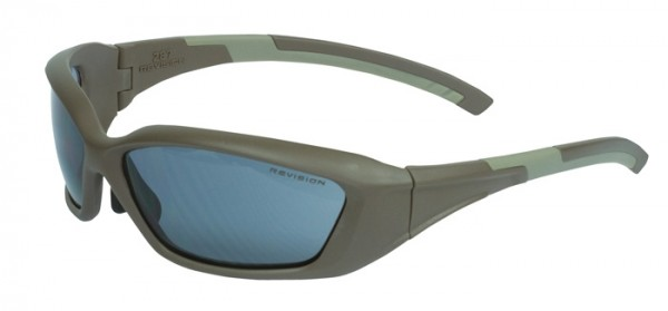Revision Brille Hellfly Taupe/ Smoke