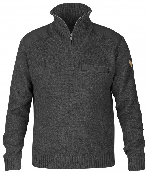 Fjällräven Koster Sweater Dark Grey