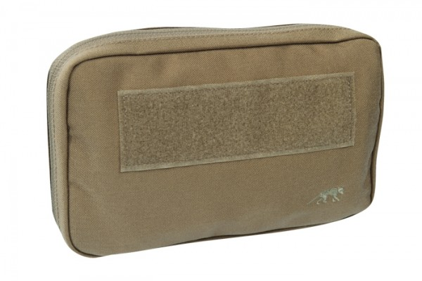 Tasmanian Tiger Leader Admin Pouch Coyote