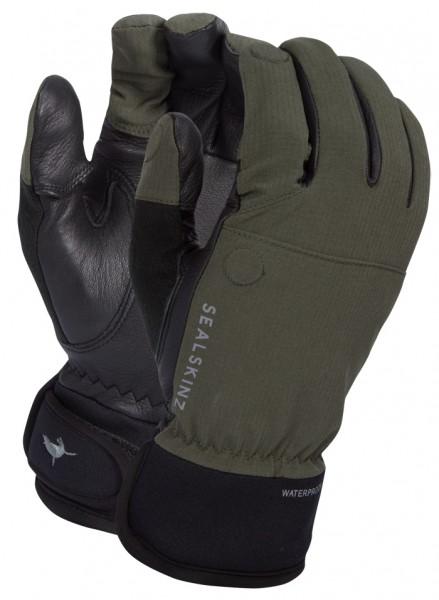 Schiesshandschuhe SealSkinz Sporting Gloves Oliv