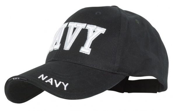 Baseball Cap Sandwich Navy