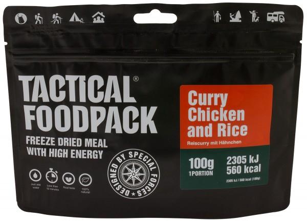 Tactical Foodpack - Reiscurry mit Hähnchen