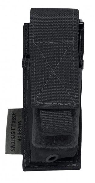 Warrior Single 9mm Pistol Pouch Schwarz