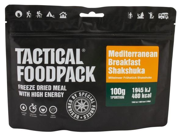 Tactical Foodpack - Mittelmeer Frühstück Shakshuka