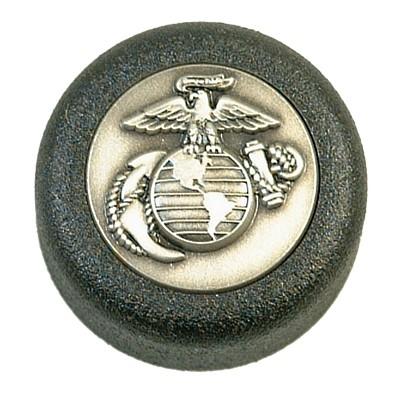 ASP Baton Abschlusskappe Marine Corps Silber