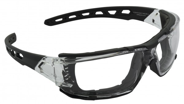 SwissEye Tactical Brille Net Klar