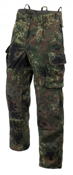 BW Kampfhose Einsatz Übung Flecktarn - Update