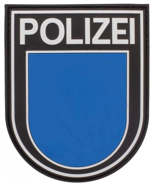 3D Ärmelabzeichen Polizei Thüringen