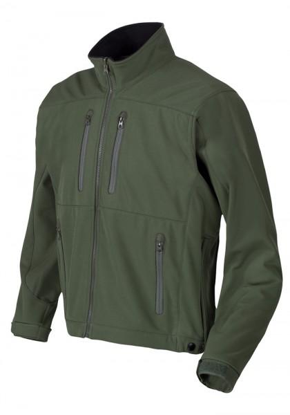 VertX Soft Shell Jacket Schwarz