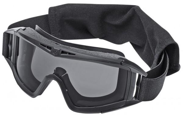 Revision Desert Locust Goggle Deluxe Kit Schwarz