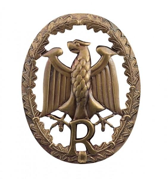 BW Leistungsabzeichen - Metall- Bronze-Reservisten