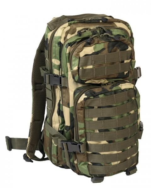 US Assault Pack Jump Woodland