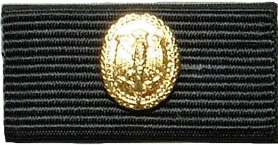 Bandschnalle BW Leistungsabzeichen Gold