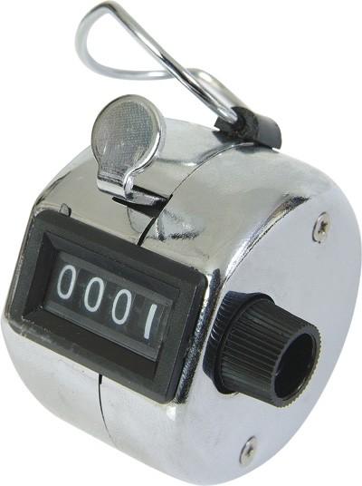 Mechanischer Handzähler Vercromt