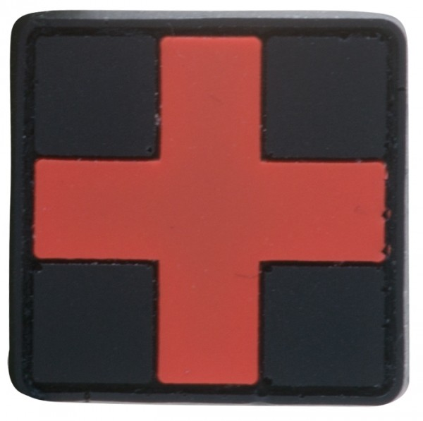 3D Rubber Patch First Aid Small