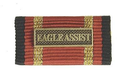 Bandschnalle Auslandseinsatz EAGLE ASSIST