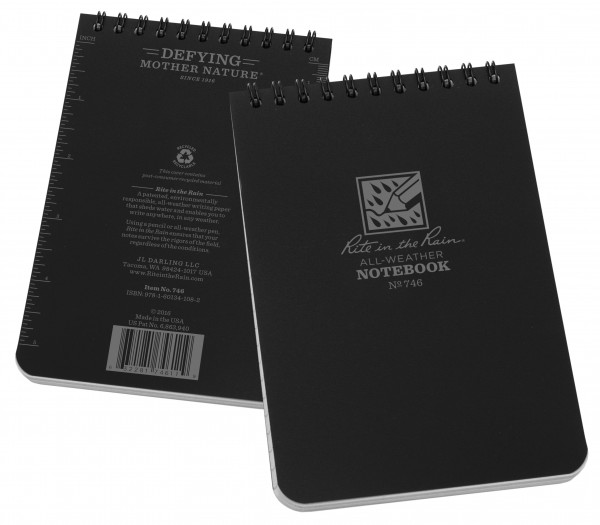"Rite in the Rain Tactical Notebook 4"" x 6"""