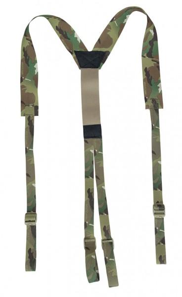 Warrior Slimline Harness Multicam