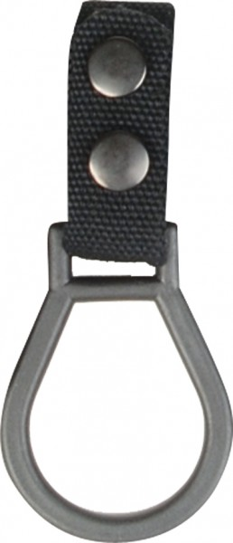Mil-Tec Security Lampenhalter mit Ring Schwarz