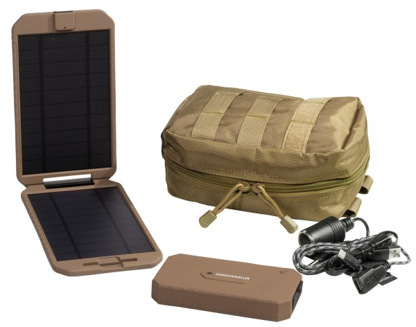 Powertraveller Extreme Tactical Coyote