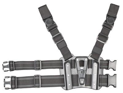 BLACKHAWK CQC Oberschenkelplattform Black