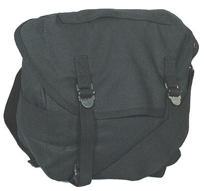 US Packtasche M67 mit Gurt Schwarz