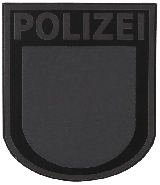 Infrarot Patch Polizei Brandenburg Blackops