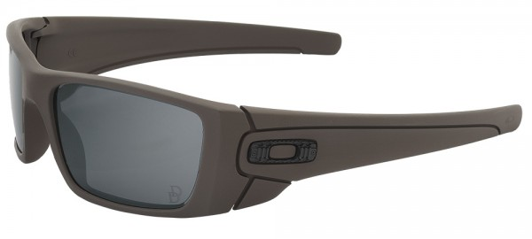 Oakley SI Fuel Cell Daniel Defense Mil Spec/Black Iridium