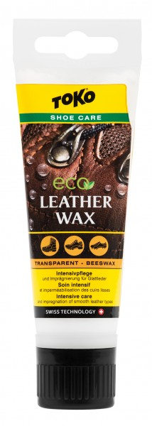 Toko Leather Wax Transparent Beeswax 75 ml