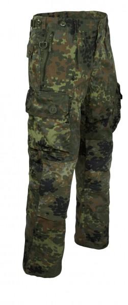 Teesar Kommandohose Gen.II Flecktarn