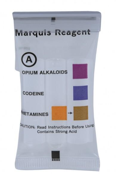 NIK Drogentest Marquis Reagent Test A (10er Pack)