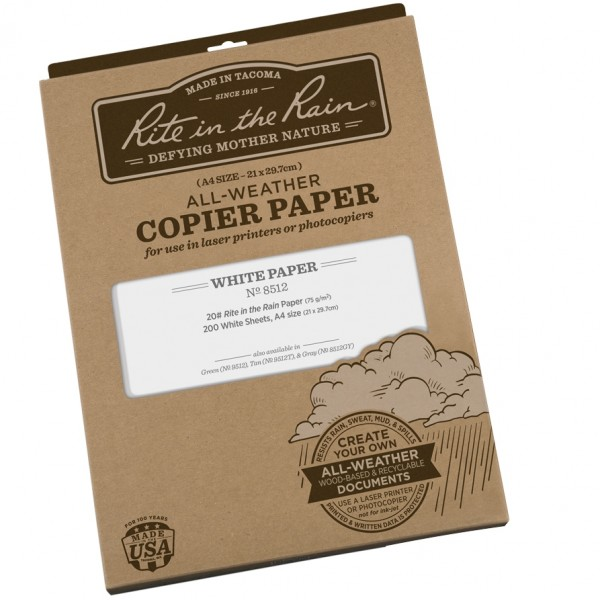 Rite in the Rain Copier Paper 200 Blatt