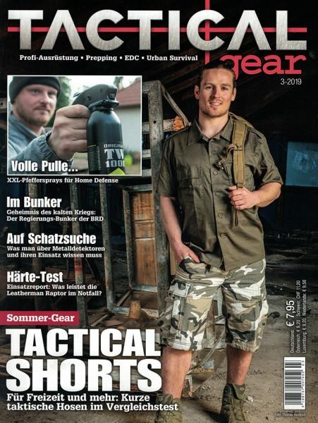 Tactical Gear Magazin 3-2019
