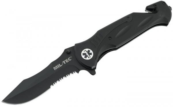 Mil-Tec Rettungsmesser Medical Pocket Knife 440/G10