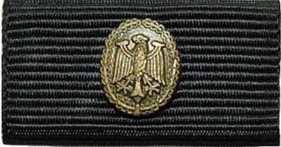 Bandschnalle BW Leistungsabzeichen Bronze