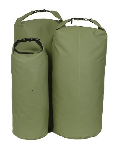 Mil-Tec Wasserdichter Packsack Oliv 50 Liter