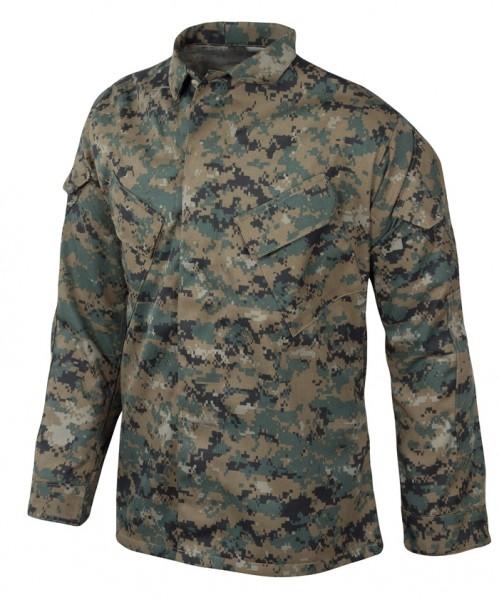 TRU-SPEC Battle Shirt Digital WL