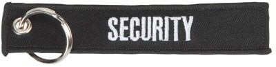 Schlüsselanhänger Security
